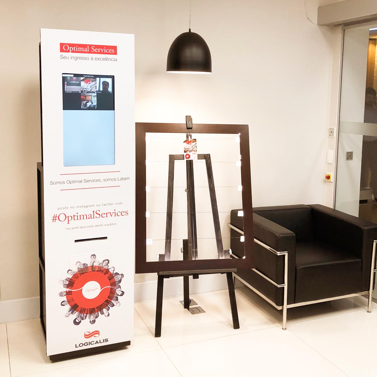 TagFesta Booth Corporativo