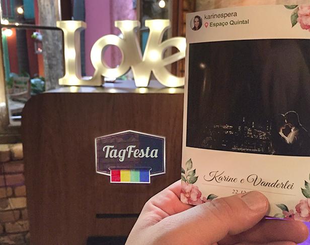TagFesta Box Casamento