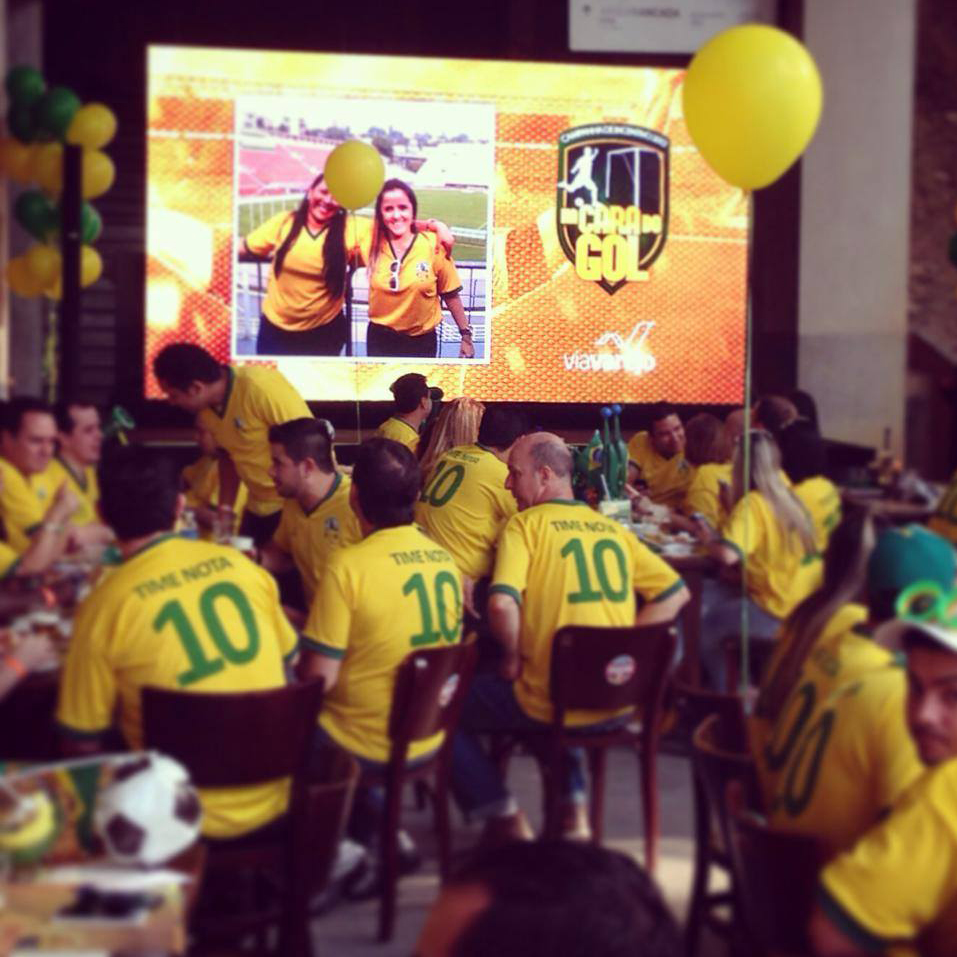 TagFesta Copa do Mundo no Brasil